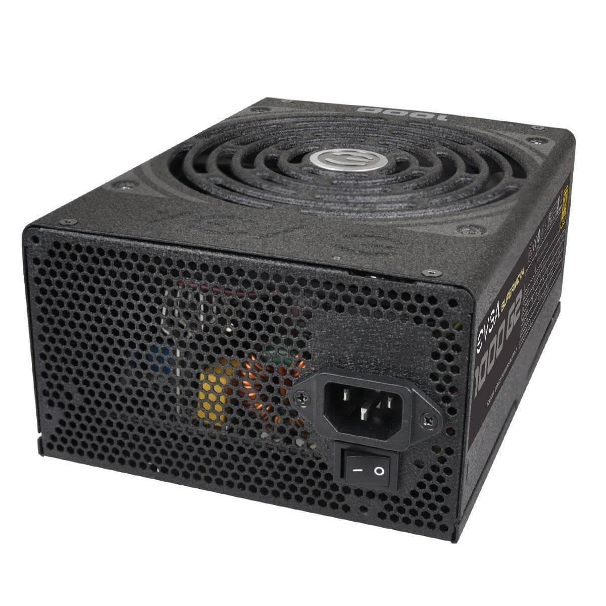 EVGA SuperNOVA 1000W G2 Modular ultra quiet ATX Power Supply, SLI & X-fire ready_NEW