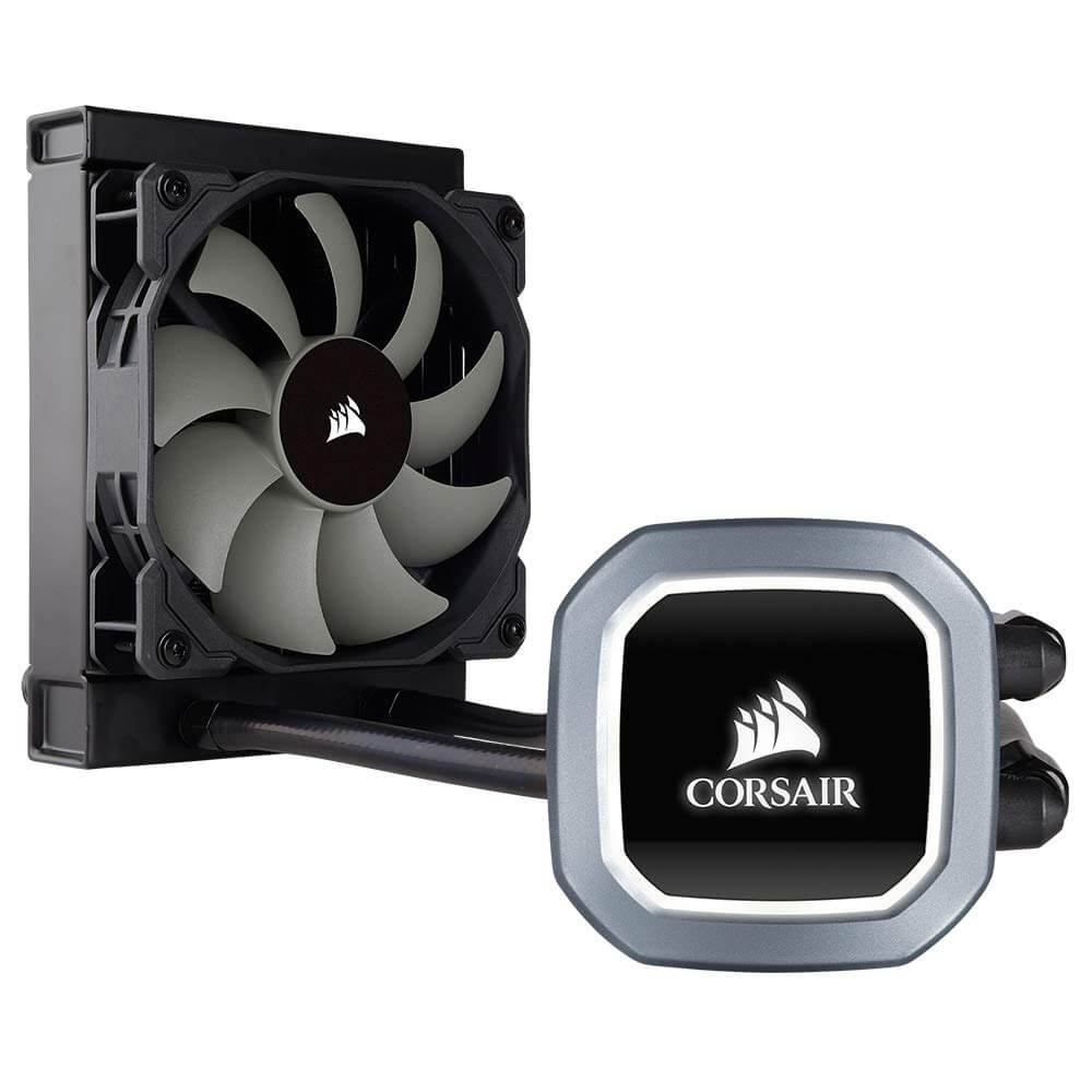 Corsair H60 Cooling Hydro, extra quiet Liquid Cooling System