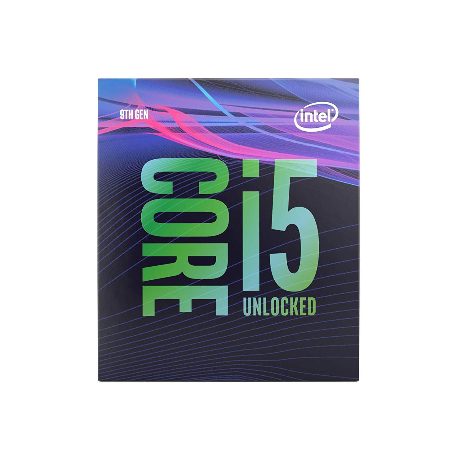 Intel Core i5-9600K Coffee Lake 3.7GHz (4.6GHz turbo) Six-Core