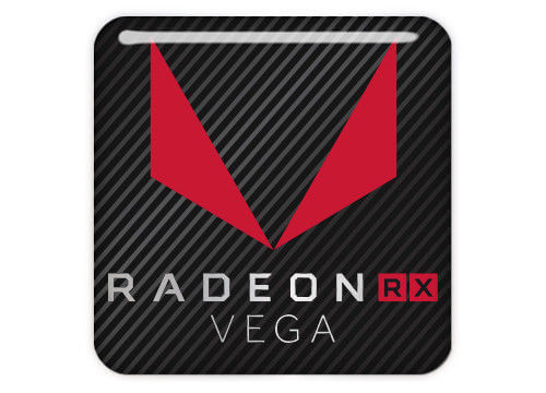 AMD Radeon RX Vega 64 8GB - Quad Head, DVI, HDMI, Display Port (Requires 750W Power Supply or Higher)
