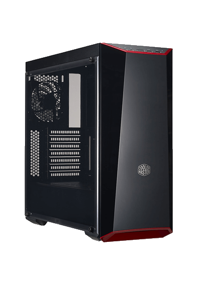 Cooler Master MasterBox Lite 5 black, front USB 3.0 (no DVD bay)