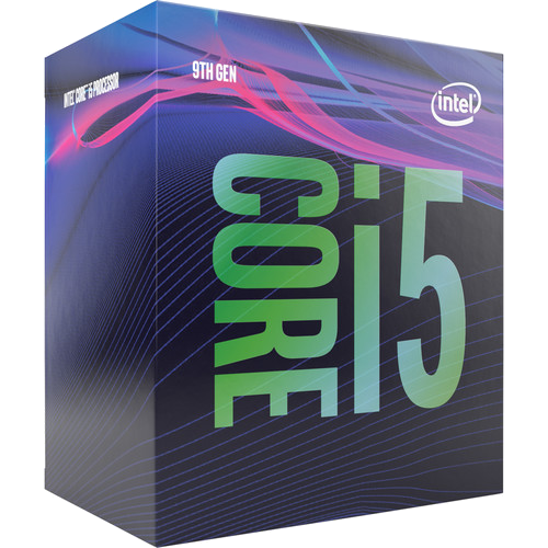 Intel Core i5-9400 Coffee Lake 2.8GHz (4.1GHz turbo) Six-Core