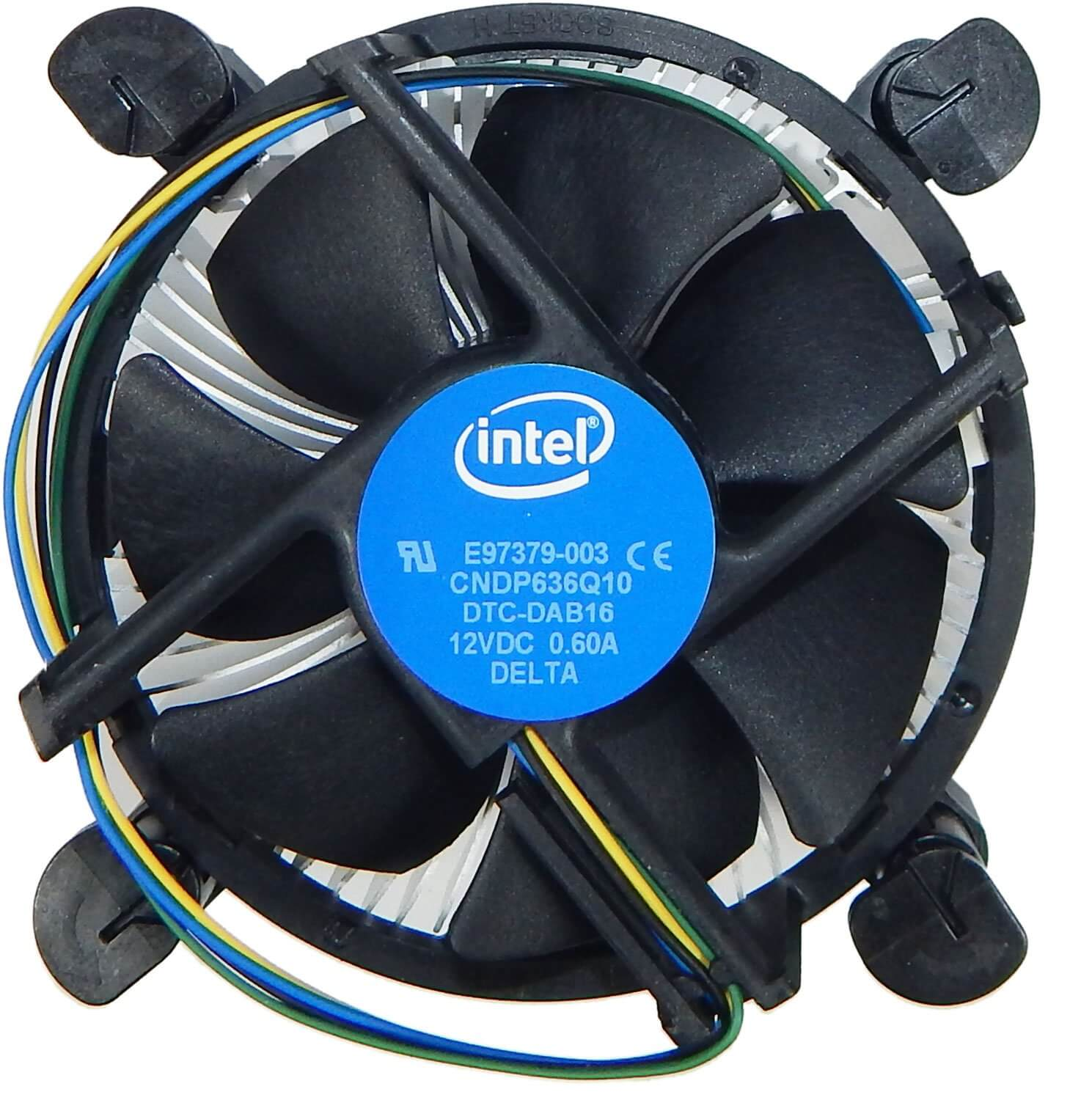 Intel Socket 1150/1151/1155 CPU fan