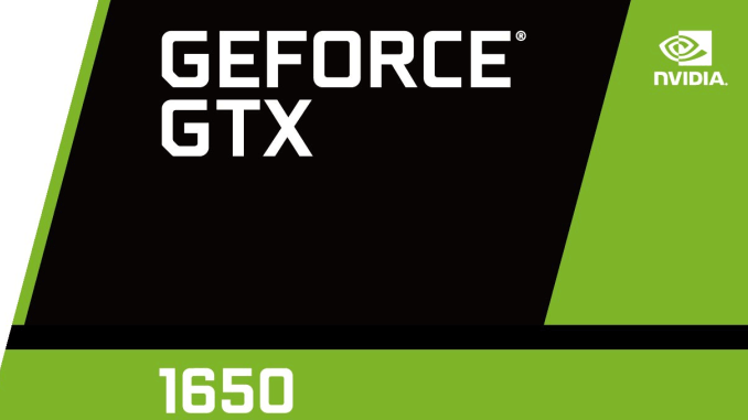 GeForce GTX 1650 4GB - Triple Head, HDMI